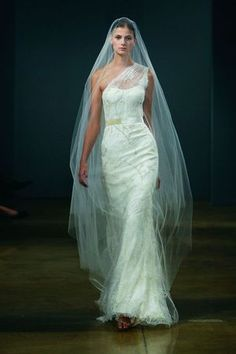 Monique Lhullier - Martine dress. I like the idea of a corset that will hold well. I've always thought this could be my wedding dress