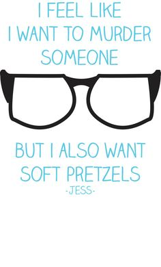 Items similar to New Girl Soft Pretzels Quote Print – Typography Art Print – Jessica Day on Etsy – Game Day Quotes Just For Laughs, Just For You, Jessica Day, Soft Pretzels, Lol, Story Of My Life, Quote Prints, I Smile, New Girl