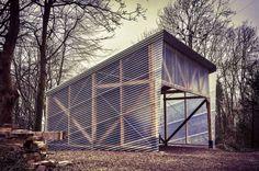 Ghost Barn. Daytime.