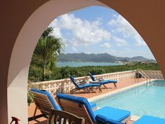 Stunning View of Ocean & Lagoon from Pool, 3... - VRBO