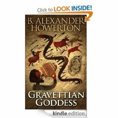 Amazon.com: Gravettian Goddess eBook: B. Alexander Howerton, Chris Snee: Kindle Store