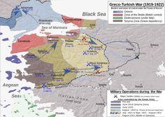 - Greco-Turkish War 1919-1922.The Greco-Turkish War of 19191922...