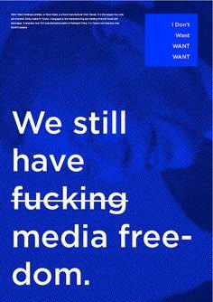 部份部落客認為旺旺集團作為民營媒體卻以法律恫嚇方式打壓公共言論自 由,發起「我也要旺旺的存證信函」活動串連。