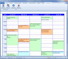 weekly calendar creator
