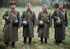 different types of soviet uniforms - Google Search