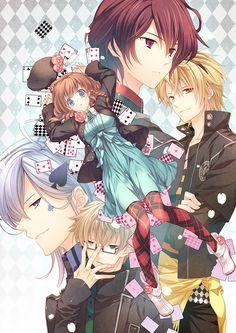 amnesia anime ...
