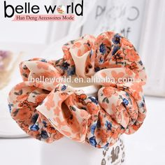 Retro Fabric Floral Beach Rope Tie Scrunchie Sweetly Ponytail Holder - Buy Retro Fabric Rope Elastic Scrunchie Suppliers,Retro Fabric Floral Rope Elastic Scrunchie,Retro Fabric Floral Sweetly Ponytail Holder Product on Alibaba.com