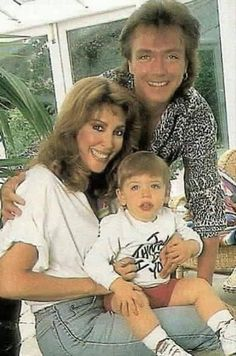 David, Sue & son Beau
