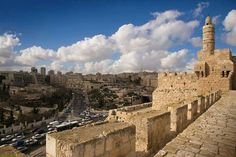 Jerusalem, Israel, one of the most historic and incredible cities in the world.