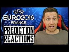 REACTING TO MY EURO 2016 PREDICTIONS! - IMO #25 - YouTube
