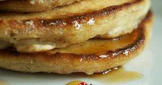 Εξαιρετική συνταγή για Pancakes από Βρώμη... με αγάπη!. Θρεπτικό, υγιεινό και νόστιμο πρωινό... Λίγα μυστικά ακόμα πηγήwww.food4life.gr Greek Recipes, Light Recipes, Vegan Recipes, Cooking Recipes, Healthy Sweets, Healthy Snacks, Healthy Cooking, Cyprus Food, Biscuit Bar