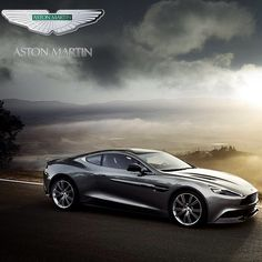 Incredible Aston Martin Vanquish