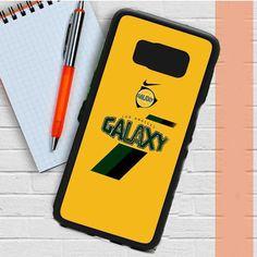 La Galaxy Yellow Samsung Galaxy S8 Case Dewantary