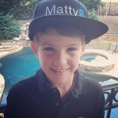 MattyBRaps is soo cute (: