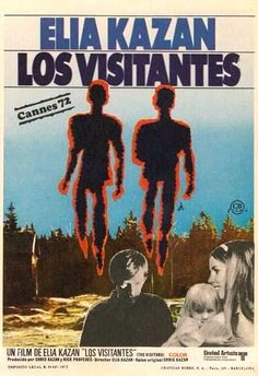 "Los visitantes ""The Visitors"" de Elia Kazan - Cannes, Poster On, Poster Prints, Elia Kazan, Information Poster, Original Movie Posters, The Visitors, Film, Movies"