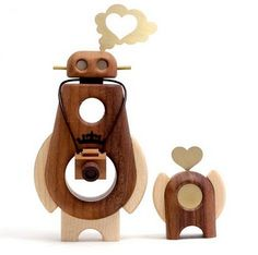 robot d'amour
