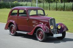 Learn more about Restored Beaver Tail: 1934 Peugeot 201 D on Bring a Trailer, the home of the best vintage and classic cars online. Vintage Chevy Trucks, Chevy Trucks Older, Old Pickup Trucks, Vintage Cars, Antique Cars, Hot Rods, Peugeot France, Psa Peugeot Citroen, Mini Trucks