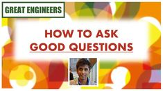 Asking Good Questions: A Guide For Engineers Android Video, Engineers, How To Become, This Or That Questions, Videos, Youtube, Youtubers, Video Clip