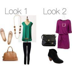 Look 1