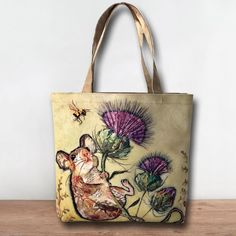 *NEW* TB327 - First to the Top Tote Bag
