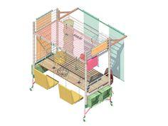 Gallery of Co-working utopic_US Conde de Casal / Izaskun Chinchilla Architects…