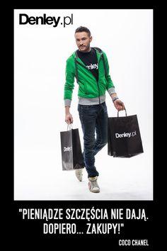 Jeśli zakupy to tylko na www.denley.pl Przypominamy, że do końca stycznia nie płacicie za wysyłkę :