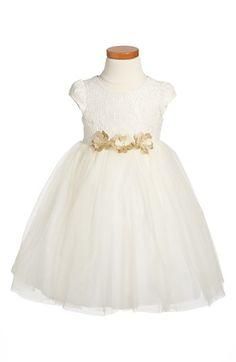 Pippa & Julie Brocade Ballerina Dress (Toddler Girls) available at #Nordstrom