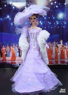Miss England ( Dior dress )