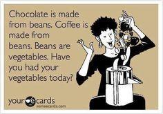 Coffee Beans Are Veggies?