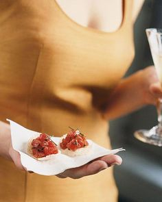 Impress your guests with Spicy Tuna Tartare Recipe-----YUMMO!!