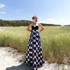 Katja Maxi Skirt #Anthropologie #MyAnthroPhoto