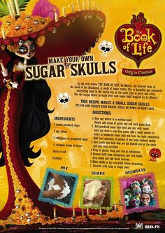 The BOOK OF LIFE World Market Exclusives - exclusive toys from the movie which takes place during the Day of the Dead. Holidays Halloween, Halloween Treats, Happy Halloween, Halloween Party, Halloween Decorations, Halloween 2018, Holiday Crafts, Holiday Fun, Holiday Ideas