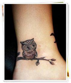 owl tattoo1