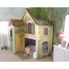 Posh Tots ~ Fairytale Bed