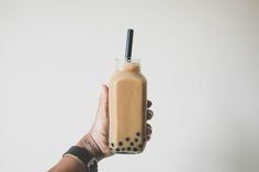 The rise of boba milk tea can be explained through the love story of East and West culture.