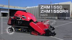 ゼノア ハンマナイフモア ZHM1550_ZHM1550RR(ダブルアール)