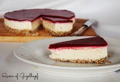 Chocolate Raspberry Cheesecake, White Chocolate Raspberry, Tiramisu, Baking Recipes, Charlotte, Queen, Ethnic Recipes, Desserts, Food