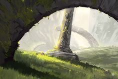 Arches by Nele-Diel field ruins   Create your own roleplaying game books w/ RPG Bard: www.rpgbard.com   Dungeons and Dragons Pathfinder RPG Warhammer 40k Fantasy Star Wars Exalted World of Darkness Dragon Age 13th Age Iron Kingdoms Fate Core Savage Worlds Shadowrun Call of Cthulhu Basic Role Playing Traveller Battletech The One Ring d20 Modern DND ADND PFRPG W40K WFRP COC BRP DCC TOR VTM GURPS science fiction sci-fi horror art