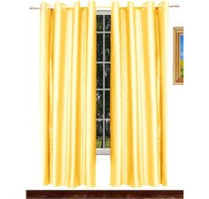 Give a total royal look to your room with these heavy crush cream curtains.This color goes with any type and color of surroundings . We are promised to provide best quality at very affordable price and we are moving step forward with our new range of heavy crush curtains.