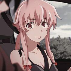 Yandere Manga, Animes Yandere, Manga Anime, Mirai Nikki Future Diary, Ahegao, Fanart, Gothic Anime, Manga Girl, Anime Characters