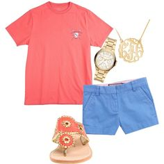 """""""#OOTD southern tide"""" by southernprep13 on Polyvore"""