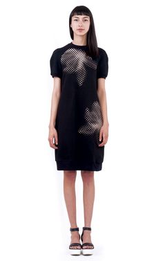 Ioana Ciolacu Official Site featuring ready to wear collections for women. Ready To Wear, Short Sleeve Dresses, Dresses For Work, Shirt Dress, How To Wear, Shirts, Shopping, Turtle, Black