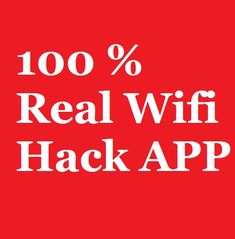 Hello friends i want tell you one more wifi hack app install this app and try .