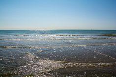 Wonderful beach at Marina di Venezia, Cavallino-Treporti, Italy