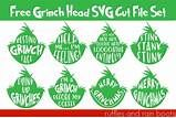 free grinch face svg files for cricut - Yahoo Image Search Results Grinch Christmas Decorations, Grinch Stole Christmas, Christmas Svg, Christmas Games, Christmas Presents, Christmas Ideas, Cricut Mat, Svg Files For Cricut, Grinch Cricut