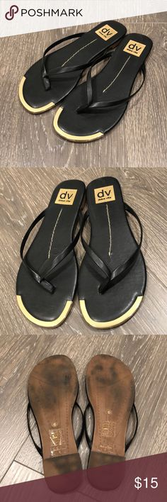 2b6460cbcca Dolce vita sandals Great condition Adorable sandals with gold details. Worn  maybe once because it