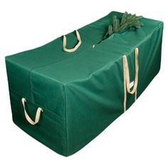 Perfect for stowing your faux Christmas tree in the basement or garage, this essential storage bag features carrying handles and wheels.   ...