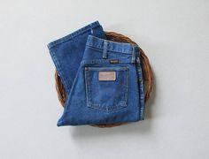 vintage wrangler jeans | 29 x 30