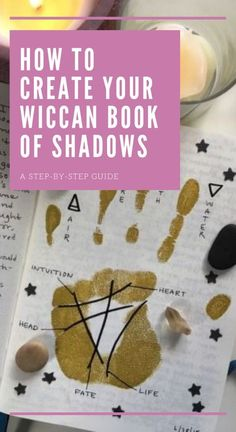 How To Create a Wiccan Book of Shadows (Complete Step-by-Step Guide) Discover how to perfect your Wiccan book of shadows from start to finish! This reference guide will show you how to create the most important tool you'll ever own as a witch! Autel Wiccan, Wiccan Books, Wiccan Magic, Witchcraft Books, Magic Spells, Pendulum Witchcraft, Real Spells, Moon Spells, Wicca For Beginners