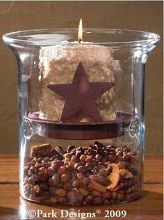 Primitive Candle | Primitive Craft